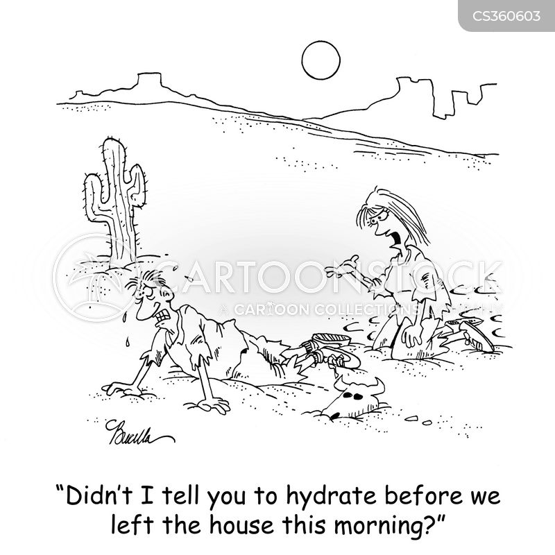 Hydrate Cartoons and Comics - funny pictures from CartoonStock