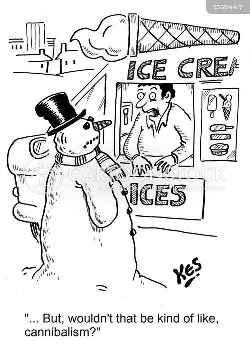 scoops cartoon