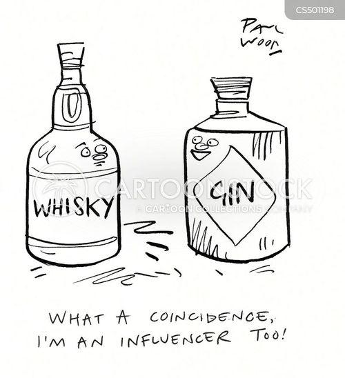 whiskys cartoon