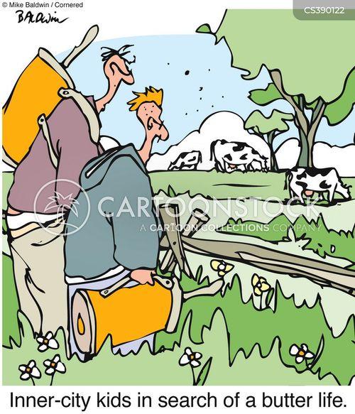 better life cartoon