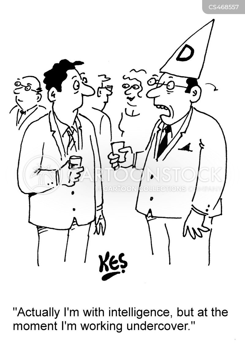 intelligence analyst cartoon