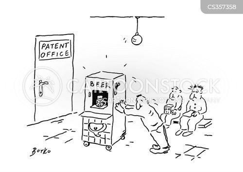 automats cartoon