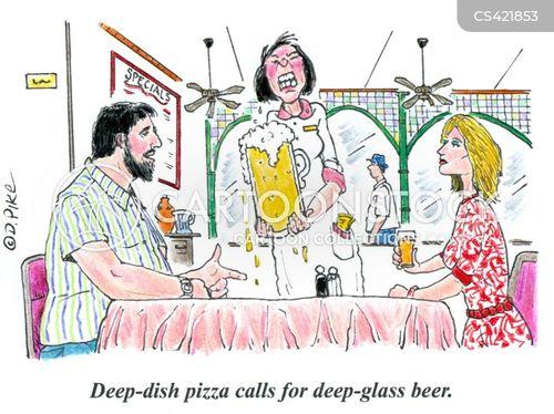 italian foods cartoon