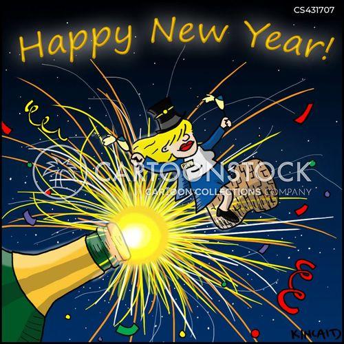 happy new year cartoon 22 of 70