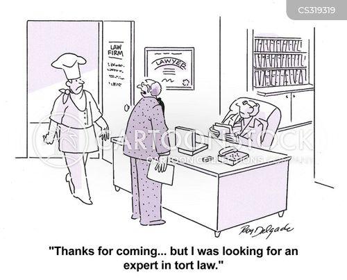 tort cartoon