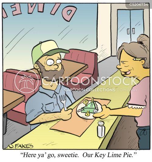 appetising cartoon