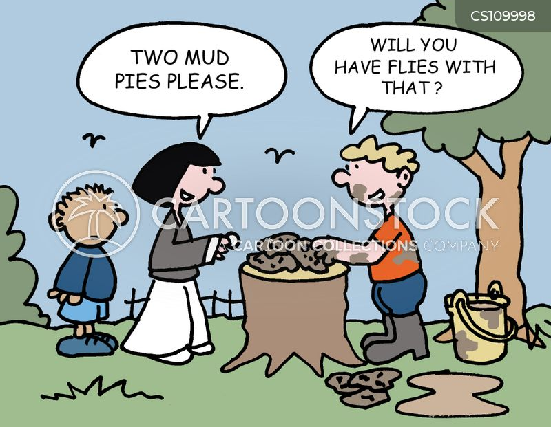 cowpats cartoon