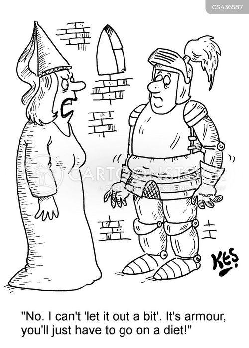 seamstresses cartoon