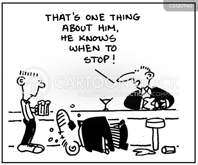 alcohol limits cartoon