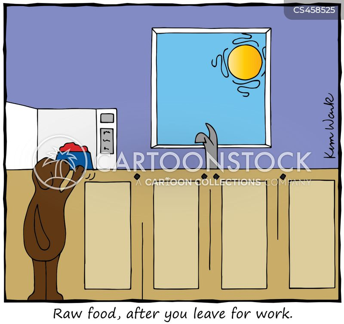 kwarky cartoon