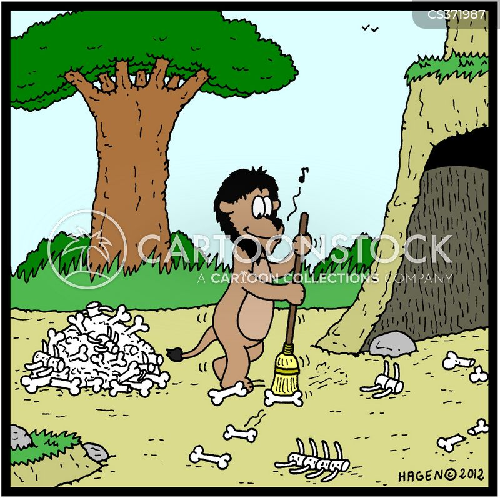 swept cartoon