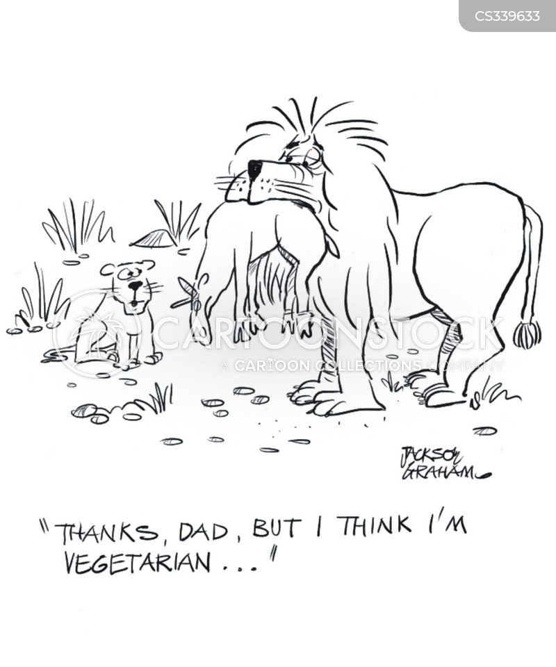 vege cartoon