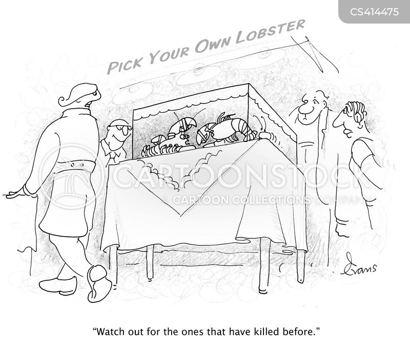 fish-tanks cartoon