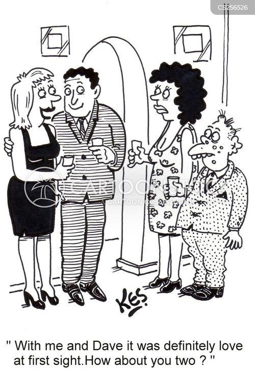 first sight cartoon