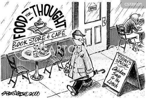 lunch deal cartoon