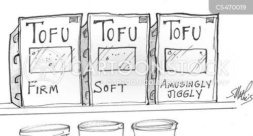 food preference cartoon