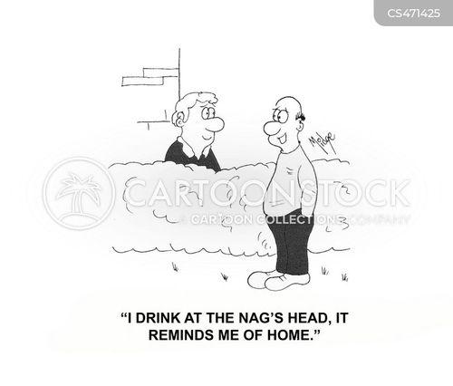 favorite bar cartoon