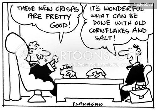 cornflakes cartoon