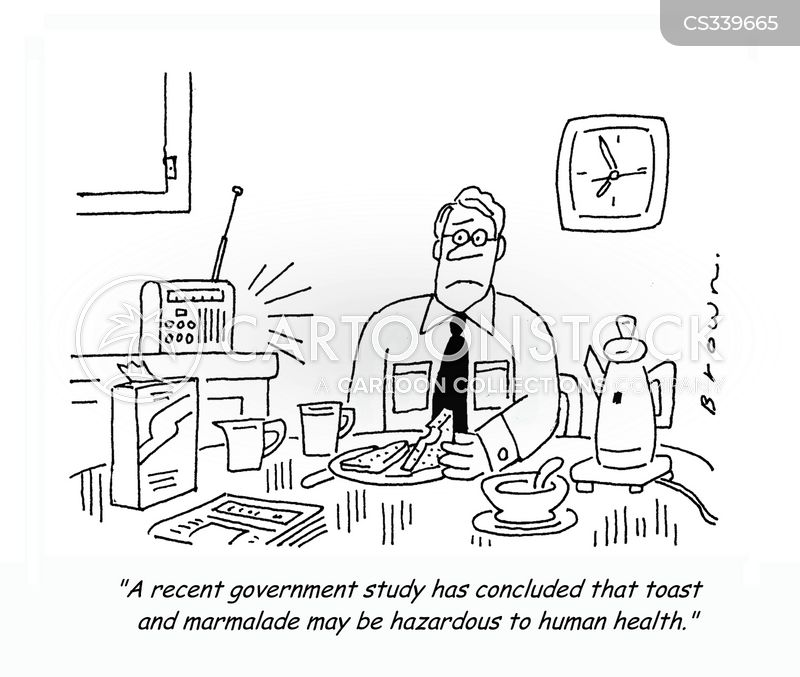 government research cartoon