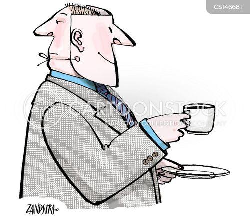 teacups cartoon