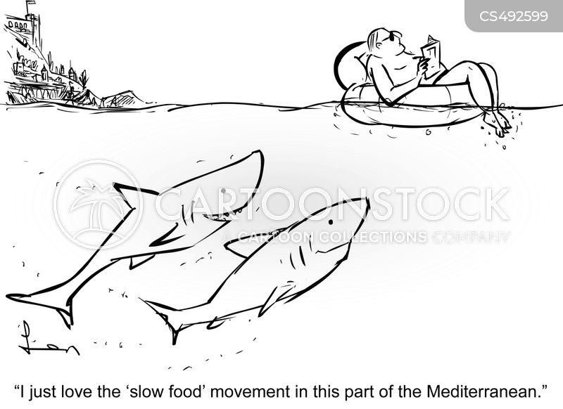 mediterranean cartoon