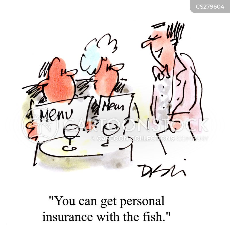blow fish cartoon