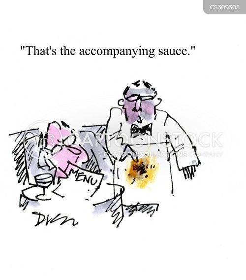accompaniment cartoon