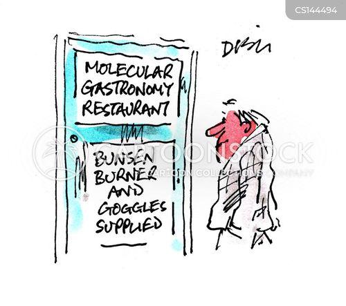 molecular cartoon