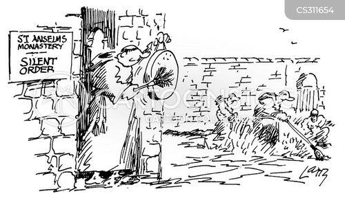 gong cartoon
