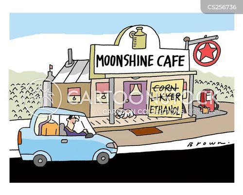 ethanol cartoon