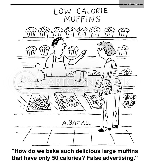 muffins cartoon