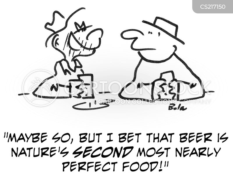 perfect food cartoon
