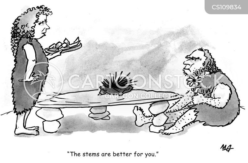Good Eating Habits Cartoon 1 Of