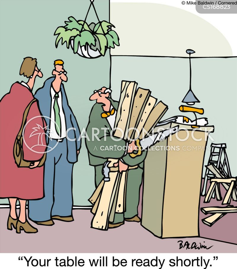 carpenter cartoon