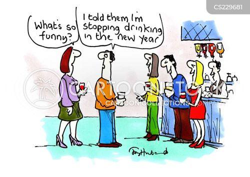1st january cartoon