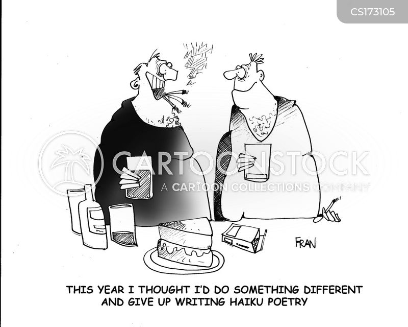 New Years Resolution Cartoons and Comics - funny pictures from ...
