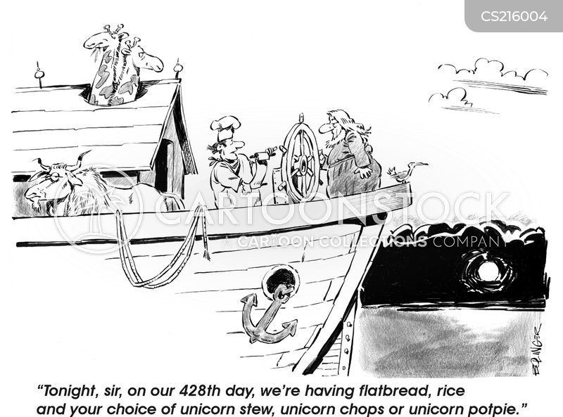 great floods cartoon