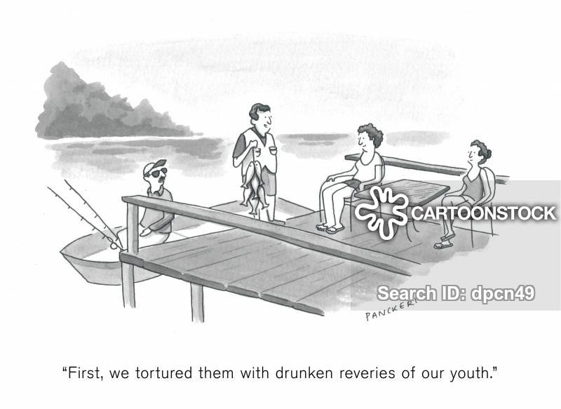 lost youth cartoon