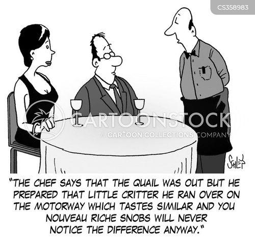 new wealth cartoon