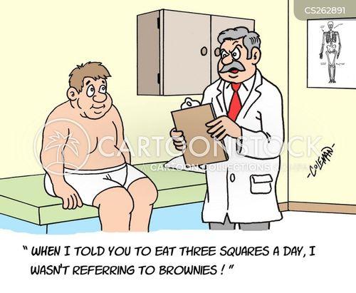 nutritions cartoon