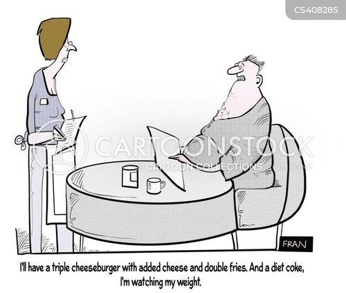 weight management cartoon
