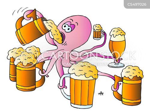 cephalopods cartoon