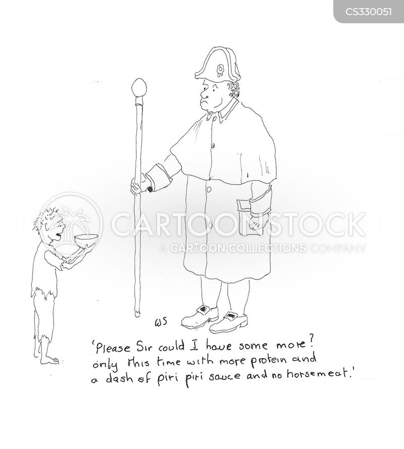 oliver twist cartoon
