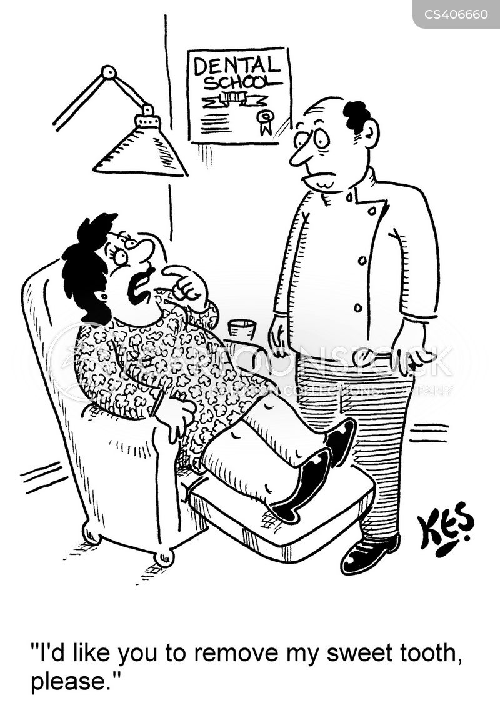 orthodontics cartoon