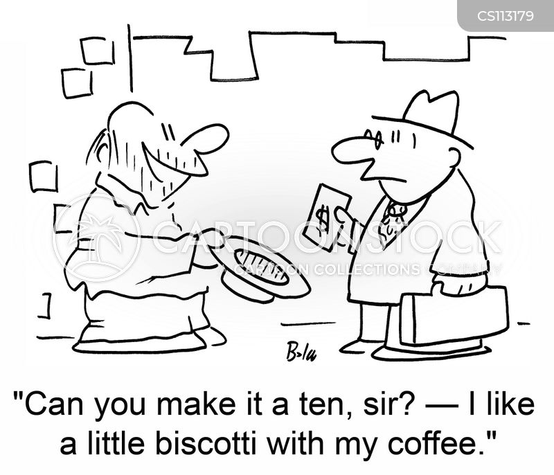 biscotti cartoon