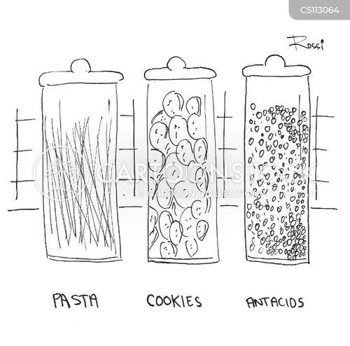 kitchen equipment cartoon
