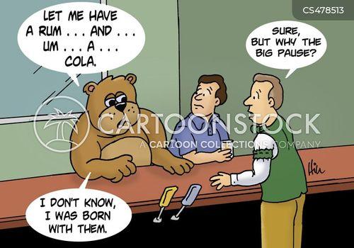 speech pattern cartoon