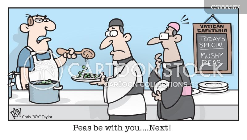 Soup Kitchen Cartoons And Comics Funny Pictures From