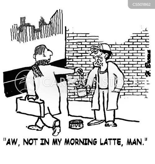 good samaritans cartoon