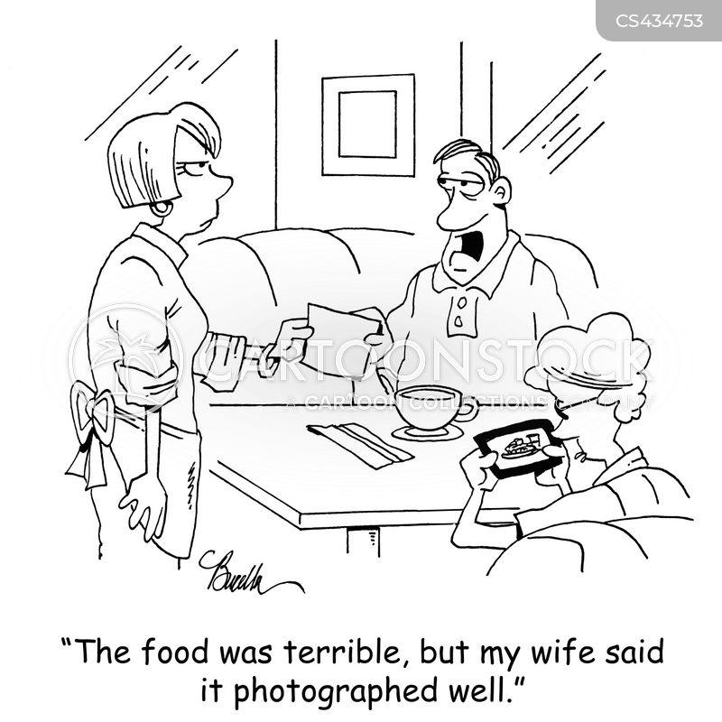 Food Review cartoons, Food Review cartoon, funny, Food Review picture, Food Review pictures, Food Review image, Food Review images, Food Review illustration, Food Review illustrations
